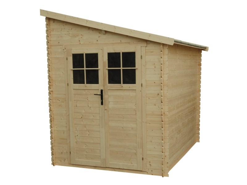 Casette Da Giardino Economiche : Casette da giardino linea economica casetta in legno addossata