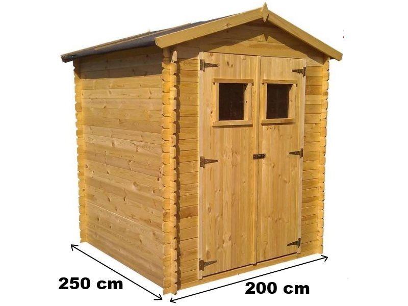 Casetta Giardino In Legno : Casetta in legno mod abruzzo