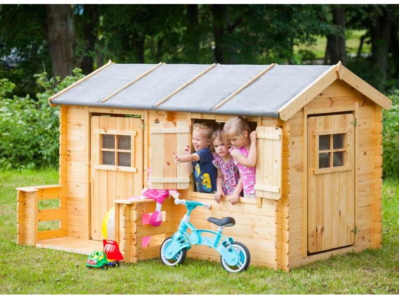 Casette Per Bambini In Legno : Casette bambini